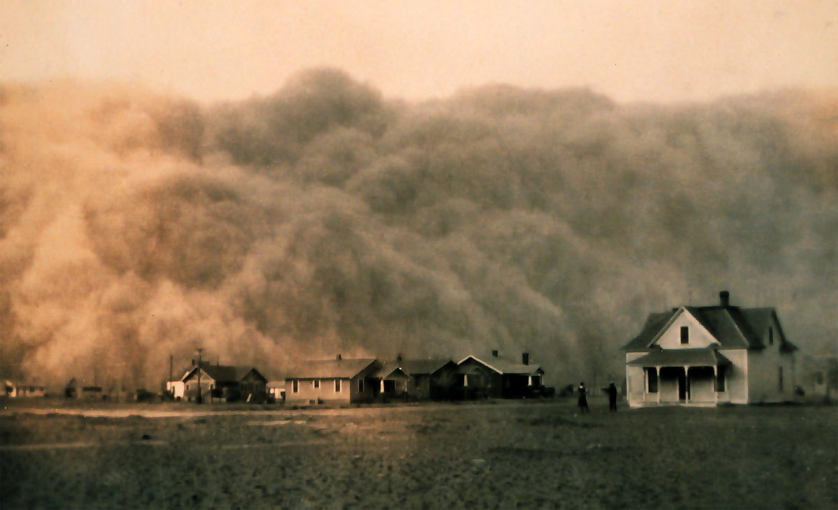 Can Dust be the Decisive Factor In a Military Mission?